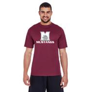 MCO Team 365 Men's Zone Performance T-Shirt - Maroon