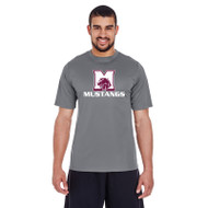 MCO Team 365 Men's Zone Performance T-Shirt - Graphite