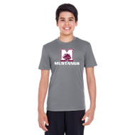 MCO Team 365 Youth Zone Performance T-Shirt - Graphite
