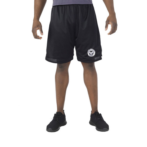 KSS Russell Men's Dri-Power Mesh Shorts - Black