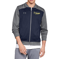 TMS Under Armour Men's Challenger II Jacket - Navy (TMS-102-NY)