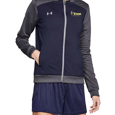 TMS Under Armour Youth Challenger II Jacket - Navy (TMS-302-NY)