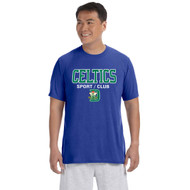 SDC Apparel Men's Short Sleeve T-Shirts - Royal (SDC-119-RO)