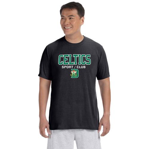 SDC Apparel Men's Short Sleeve T-Shirts - Black (SDC-119-BK)