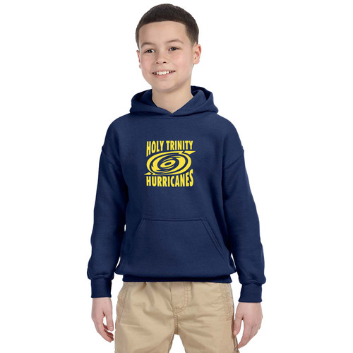 TCS Gildan Youth Heavy Blend 50/50 Hoody - Navy (TCS-304-NY)