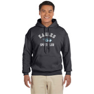 SMC Kitchener Gildan Heavy Blend Pullover Hood - Charcoal (SMC-012-CH)