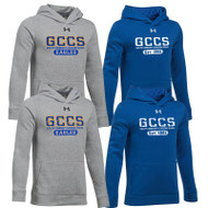 GCC Under Armour Youth Hustle Fleece Hoodie (GCC-301)