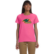 NPS Gildan Ladies' Ultra Cotton T-Shirt - Pink (NPS-200-PK)