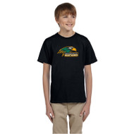NPS Gildan Youth Ultra Cotton T-Shirt - Black (NPS-300-BK)