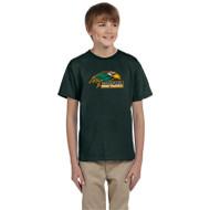 NPS Gildan Youth Ultra Cotton T-Shirt - Forest (NPS-300-FO)
