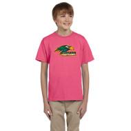 NPS Gildan Youth Ultra Cotton T-Shirt - Pink (NPS-300-PK)