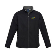 NPS Men's Geneva Jacket - Black/Graphite (NPS-104-BK)