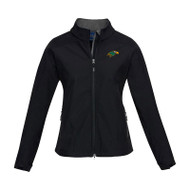 NPS Women's Geneva Jacket - Black/Graphite (NPS-204-BK)