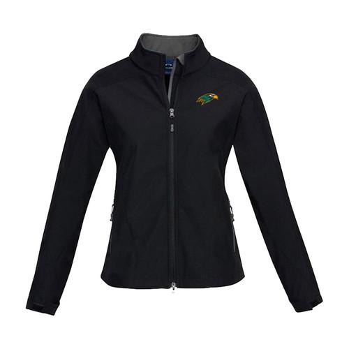 NPS Women's Geneva Jacket - Black/Graphite (NPS-204-BK)