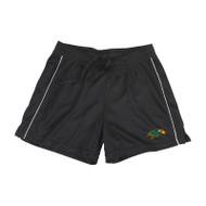 NPS Women's Biz Cool Short - Black (NPS-206-BK)
