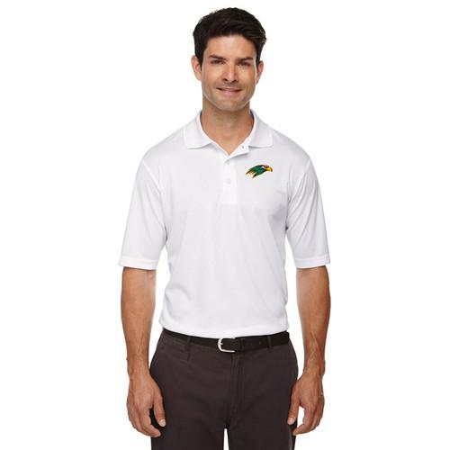 NPS Core 365 Men's Polo - White (NPS-107-WH)