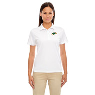 NPS Core 365 Women's Polo - White (NPS-207-WH)