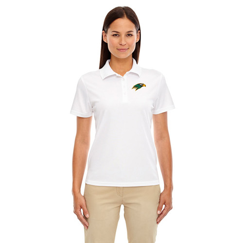 NPS Core 365 Women's Polo - White (NPS-207-WH)
