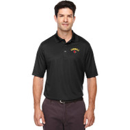 LKC Core 365 Men's Origin Performance Piqué Polo - Black ( LKC-104-BK)