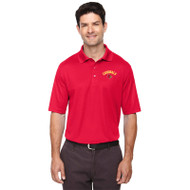 LKC Core 365 Men's Origin Performance Piqué Polo - Red (LKC-104-RE)