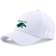 HTC Under Armour Blitzing Team Cap - White (HTC-051-WH)