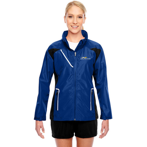 SMK Team 365 Women's Dominator Waterproof Jacket - Royal (SMK-210-RO)