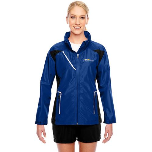 SMK Team 365 Women's Dominator Waterproof Jacket - Royal (SMK-210-RO)