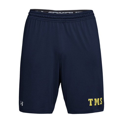 TMS Under Armour Youth Team Raid Pocketed Short 2.0 - Navy