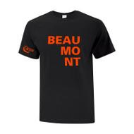 BEA ATC Men's Everyday Cotton T-Shirt - Black