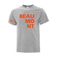 BEA ATC Men's Everyday Cotton T-Shirt - Athletic Grey