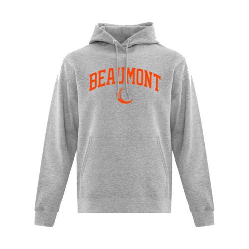BEA ATC Men's Everyday Fleece Hooded Sweatshirt - Athletic Grey