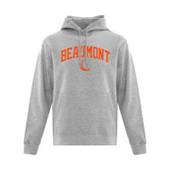 BEA ATC Men's Everyday Fleece Hooded Sweatshirt - Athletic Grey