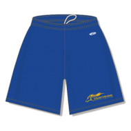 "SMK Phys-Ed Athletic Knit Men's Dryflex Shorts 9"" Inseam - Royal"