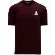 BCI Apparel Men's Short Sleeve Shirts - Maroon (BCI-113-MA)
