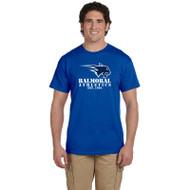 BPS Men's Gildan Ultra Cotton T-Shirt - Royal (BPS-101-RO)
