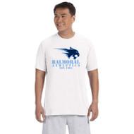 BPS Men's Gildan Performance T-Shirt - White (BPS-102-WH)