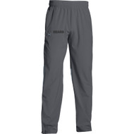 BHS Under Armour Men's Squad Woven Warm-Up Pant- Graphite (BHS-102-GH)