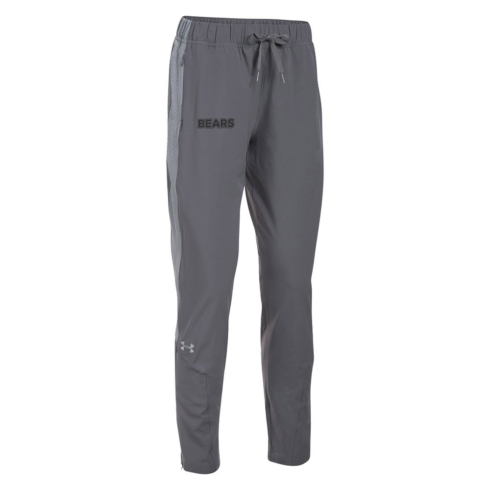 BHS Under Armour Women's Squad Woven Warm Up Pant Graphite