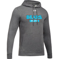 BHS Under Armour Men's Hustle Fleece Hoodie - Carbon (BHS-103-CB)
