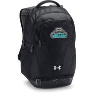 BHS Under Armour Hustle 3.0 backpack – Black (BHS-051-BK.UA-1306060-001-OS)