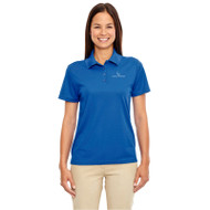 GCC Core 365 Ladies' Origin Performance Pique Polo - Royal (GCC-205-RO)