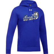 BSS Under Armour Men's Hustle Fleece Hoody - Royal (BSS-102-RO)