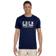 EDN ATC Men's Gildan soft style T-Shirt - Navy (EDN-102-NY)
