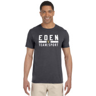 EDN ATC Men's Gildan soft style T-Shirt - Charcoal (EDN-102-CH)