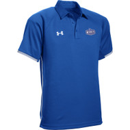 EDN Under Armour Men's Rival Polo - Royal (EDN-103-RO)