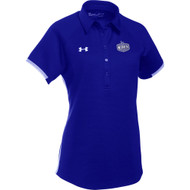 EDN Under Armour Women's Rival Polo - Royal (EDN-203-RO)