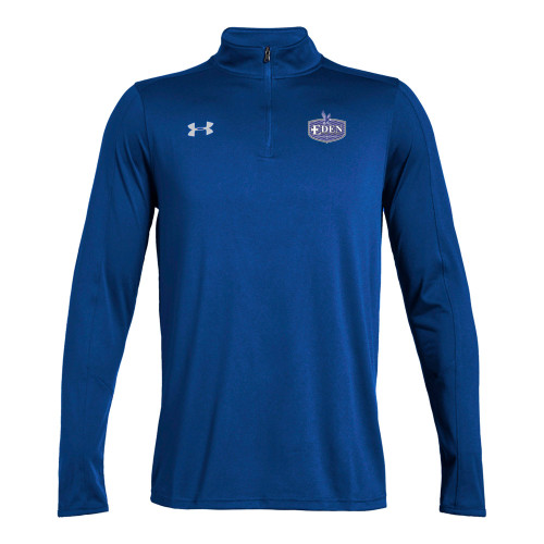EDN Under Armour Men's Locker 1/4 Zip - Royal (EDN-104-RO)