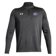 EDN Under Armour Men's Locker 1/4 Zip - Carbon (EDN-104-CB)