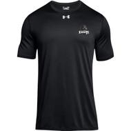 MRO Under Armour Men's Locker 2.0 Tee with Athletic Logo - Black (MRO-104-BK)
