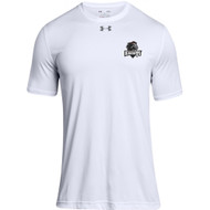 MRO Under Armour Youth Locker 2.0 Tee with Athletic Logo - White (MRO-304-WH)
